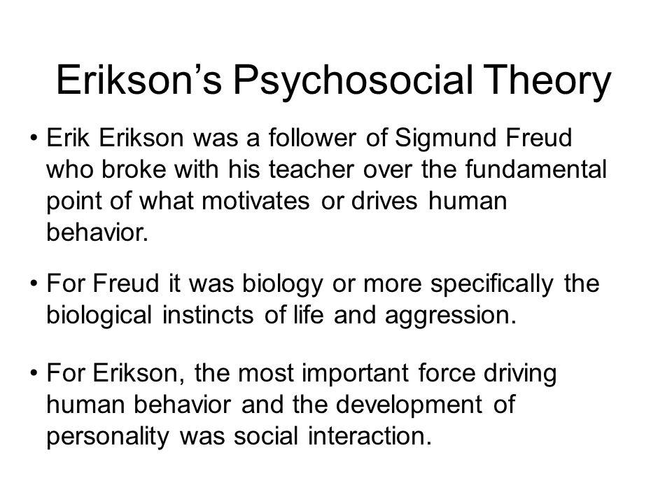 Erikson's Psychosocial Theory