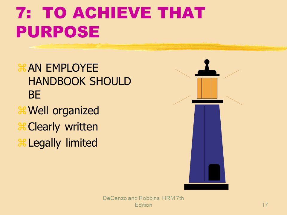 7: TO ACHIEVE THAT PURPOSE