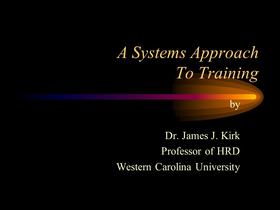 a systems approach to hrd Start studying training and development exam 1 approach stands for institutional systems leaders in the hrd leaders against the process or systems model.