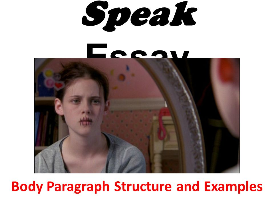 how to end a body paragraph examples