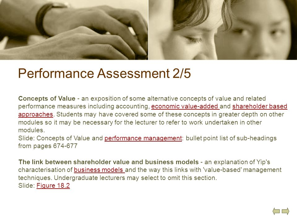 Performance Assessment 2/5
