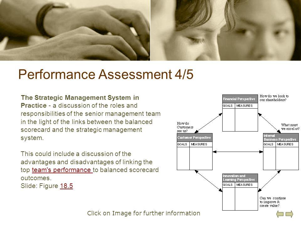 Performance Assessment 4/5