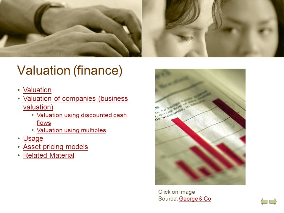 Valuation (finance) Valuation