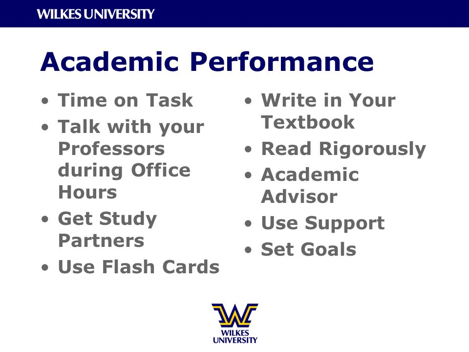 What Is the Meaning of Academic Performance?