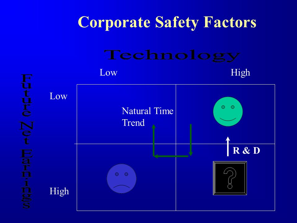 Corporate Safety Factors