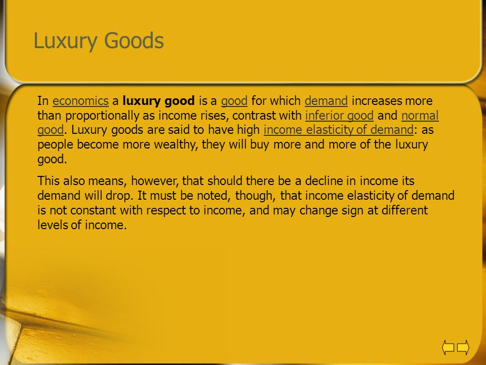 "luxury goods and its characteristics And meanwhile it indicates that china's luxury market indeed has its unique characteristics 2  marketing of luxury goods,  to ""china luxury market."