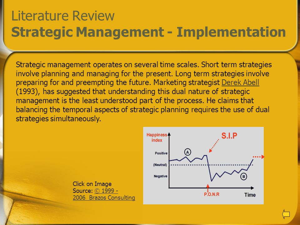 strategic change management literature review Organisational change management: a critical review  organisational change management,  while there is an ever-growing generic literature emphasising the.