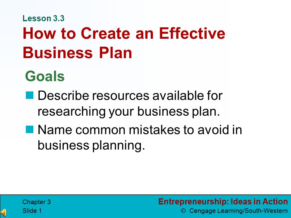 A step-by-step guide to drafting a business plan