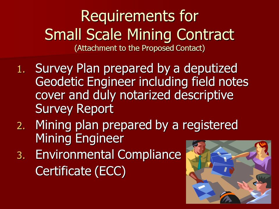A Sample Small Scale Gold Mining Business Plan Template