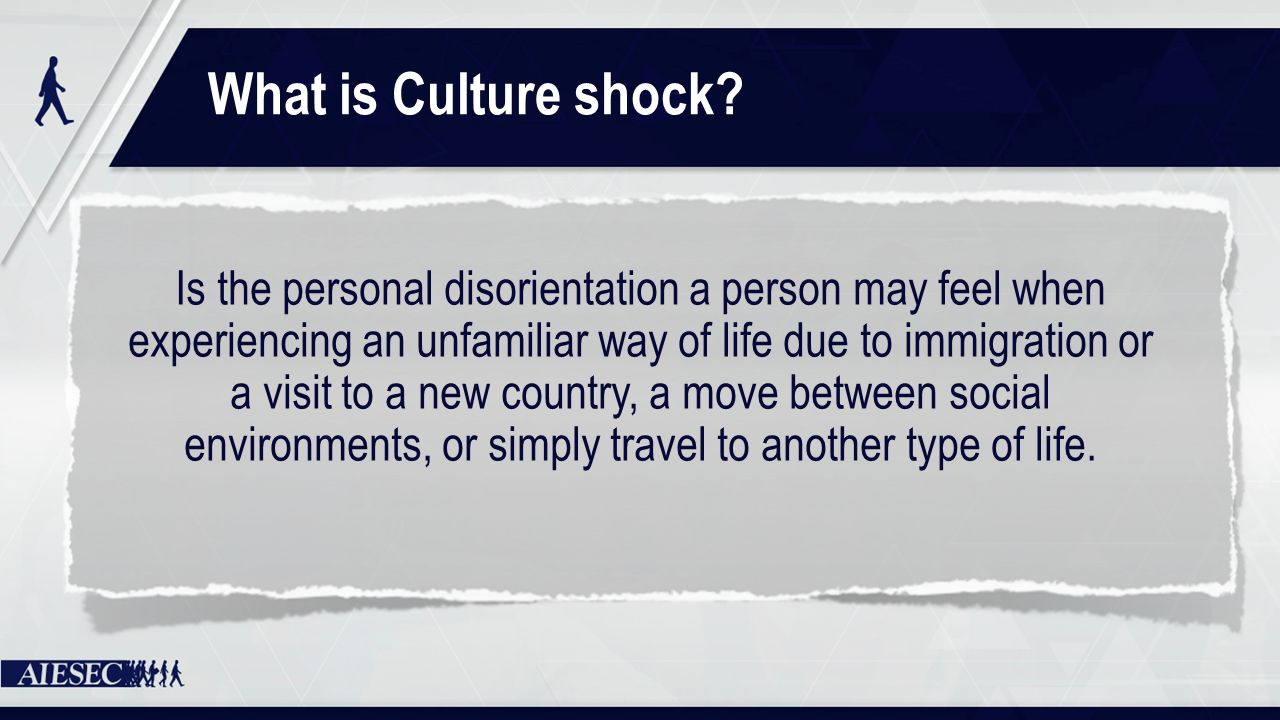 culture shock personal view The guardian view columnists i wasn't prepared for the culture shock of being an international student culture shock can knock your confidence in the.