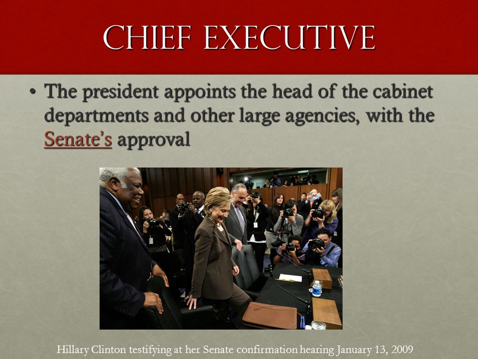 7.2- The President's Job. - ppt video online download