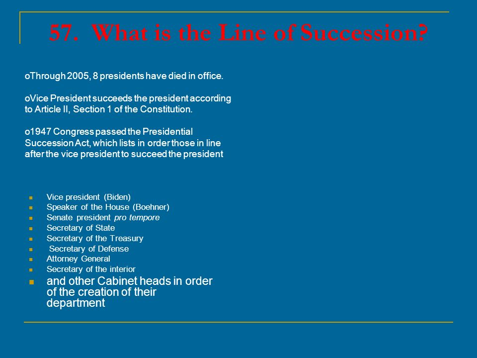 The Presidency WHAT DO WE EXPECT OF OUR PRESIDENT? - ppt video ...