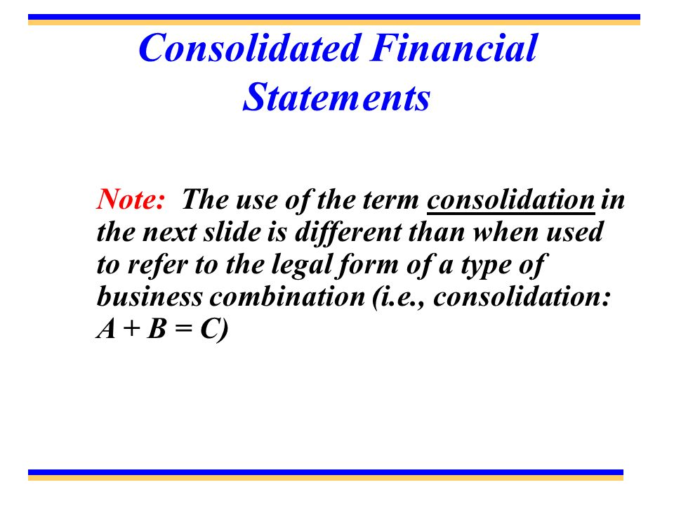 consolidation notes Consolidation procedures accounting technician examination (see notes) example 6 (continued) s limited $.