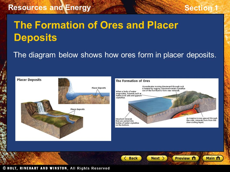 Section 1: Mineral Resources - ppt video online download
