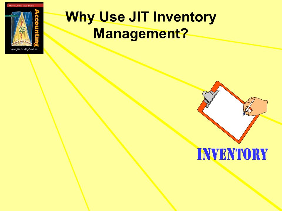 Why Use JIT Inventory Management
