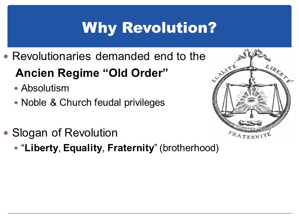 Why Revolution Revolutionaries demanded end to the