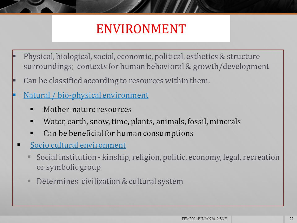 the environmental cultural and social systems in australia But most modern cultural anthropologists have adopted a general systems approach, examining cultures as emergent systems and arguing that one must consider the whole social environment, which includes political and economic relations among cultures.