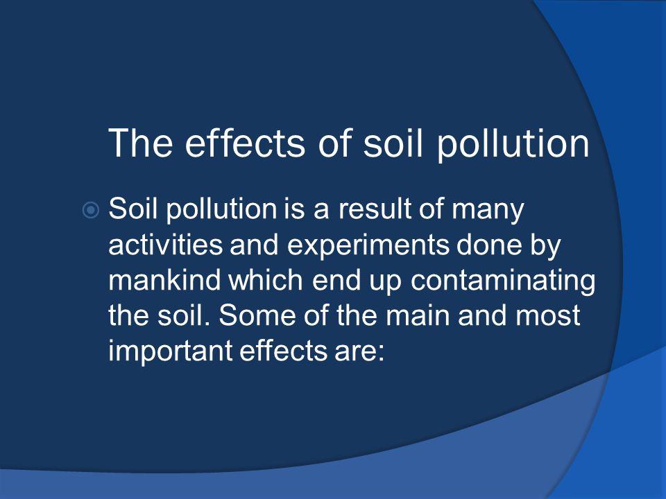 Soil Pollution Ppt Video Online Download