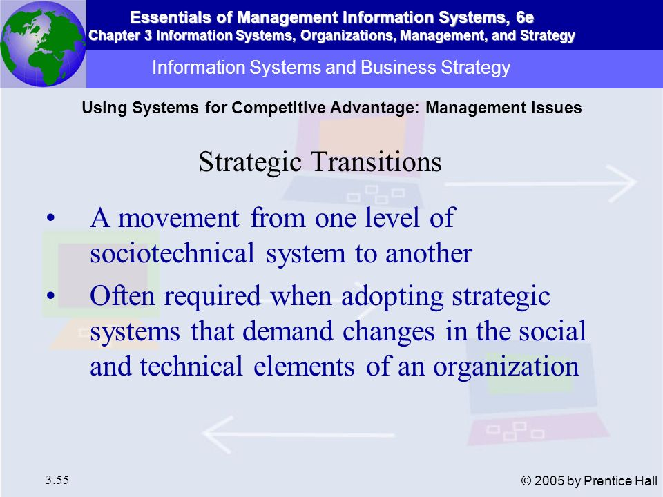 Information Systems and Business Strategy