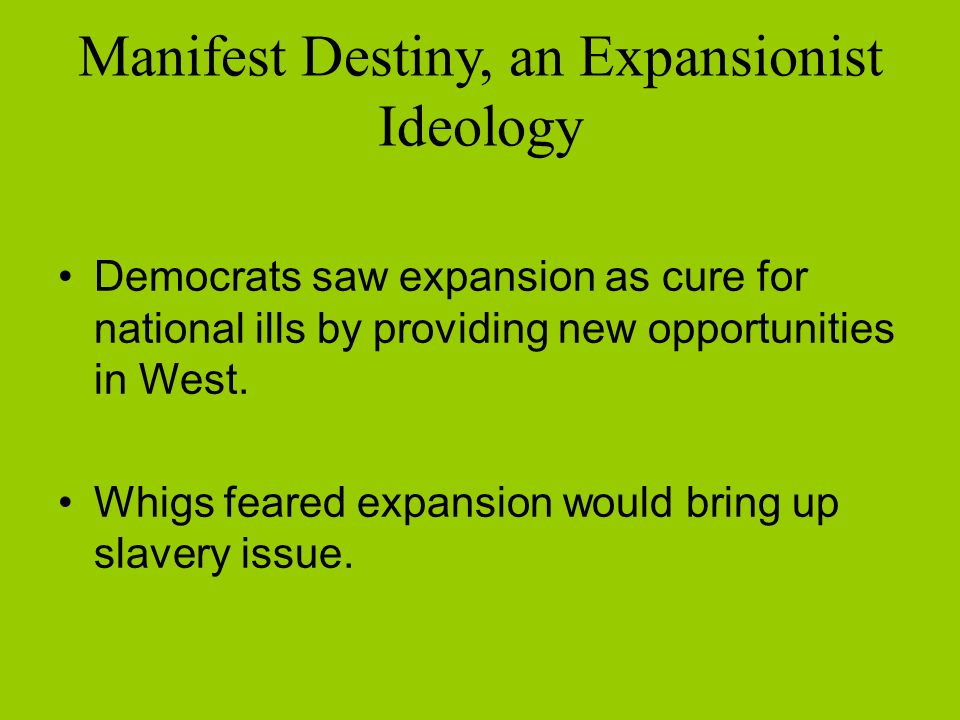 the whigs ideology essay