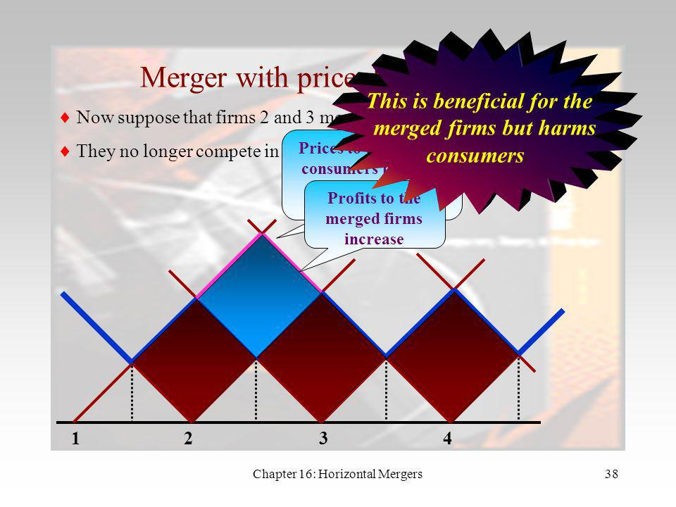 Merger with price discrimination