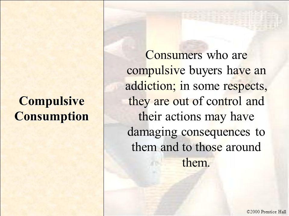 Compulsive Consumption