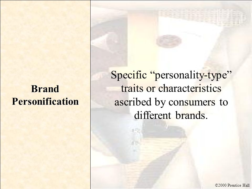 Brand Personification
