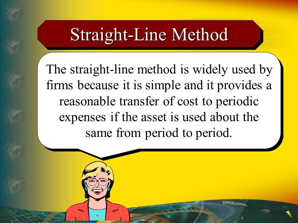 Straight-Line Method