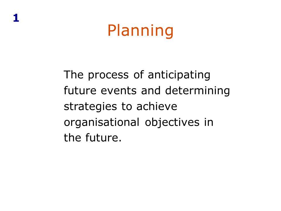 1 Planning.