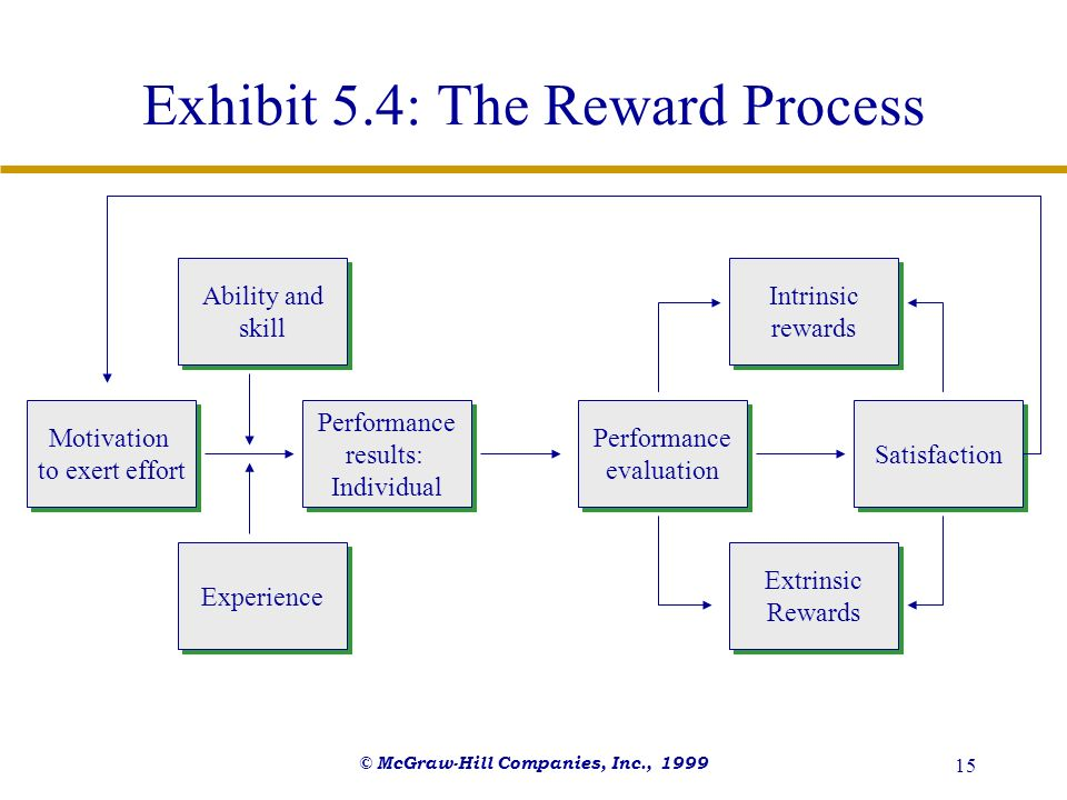 Exhibit 5.4: The Reward Process