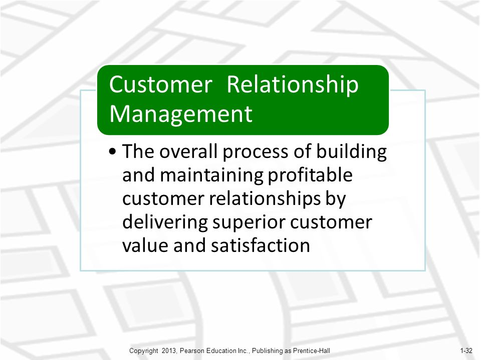 Marketing - Creating and Capturing Customer Value - ppt ...
