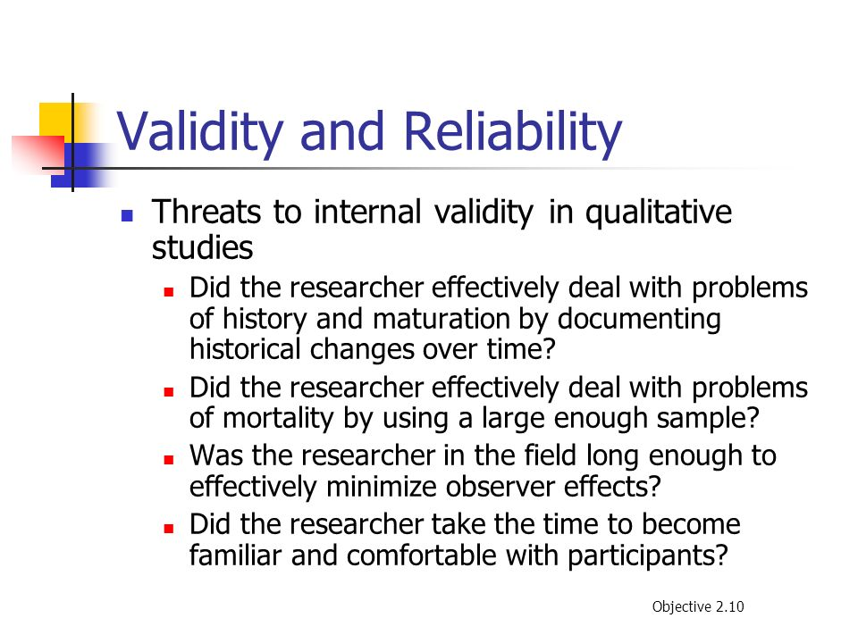 validity and reliability of interview as The validity of employment interviews: a comprehensive review  ous evidence of its low validity and reliability  quantitative reviews of interview validity.