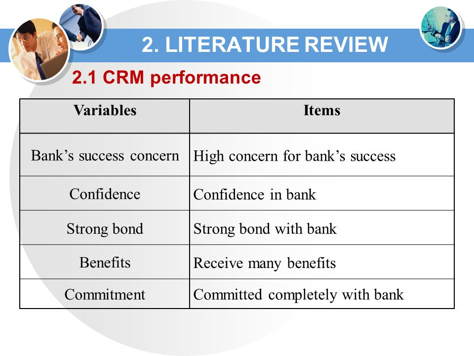 customer relationship management in banking review literature E-banking loyalty: a review of literature 5  satisfaction the relationship (2007  difference, banking customer loyal a.