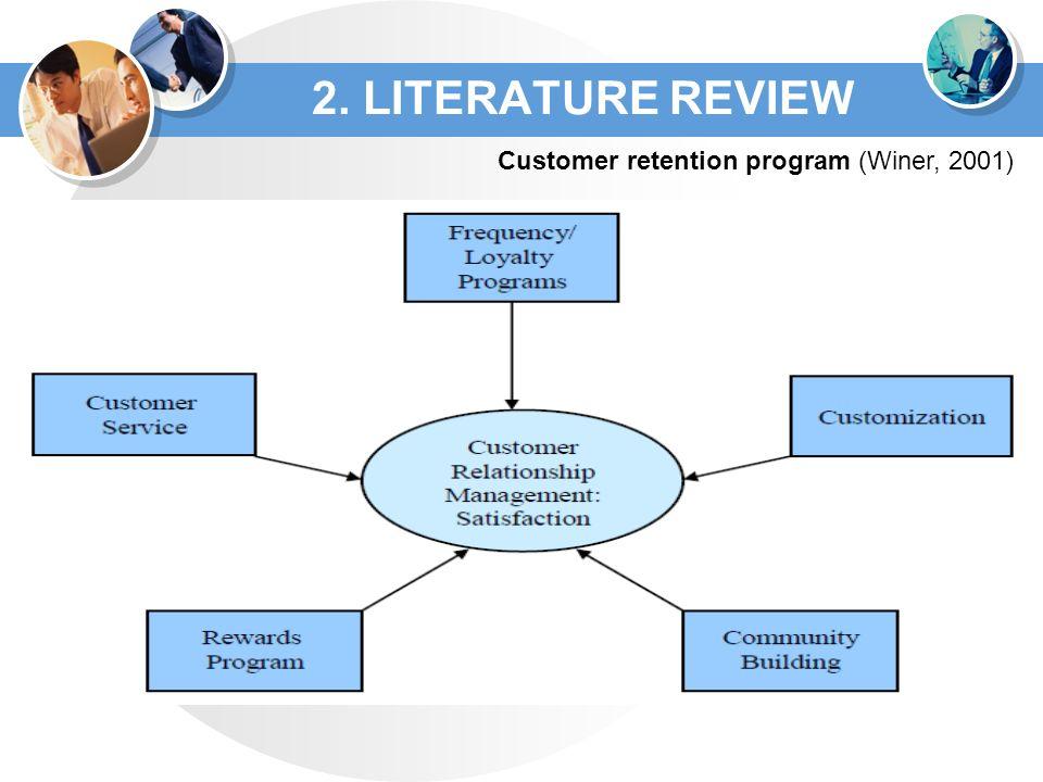 literature reveiw on customer service