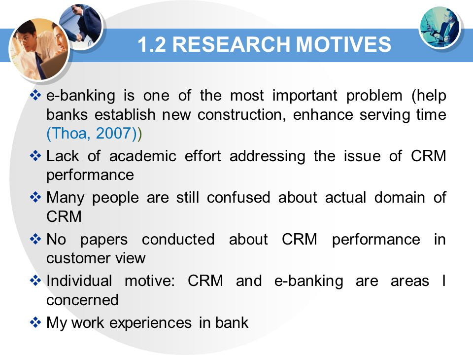 bank customer in management papers relationship research Customer relationship management in banking sector - nils merkel - term paper - business economics - marketing, corporate communication, crm, market research, social media - publish your bachelor's or master's thesis.