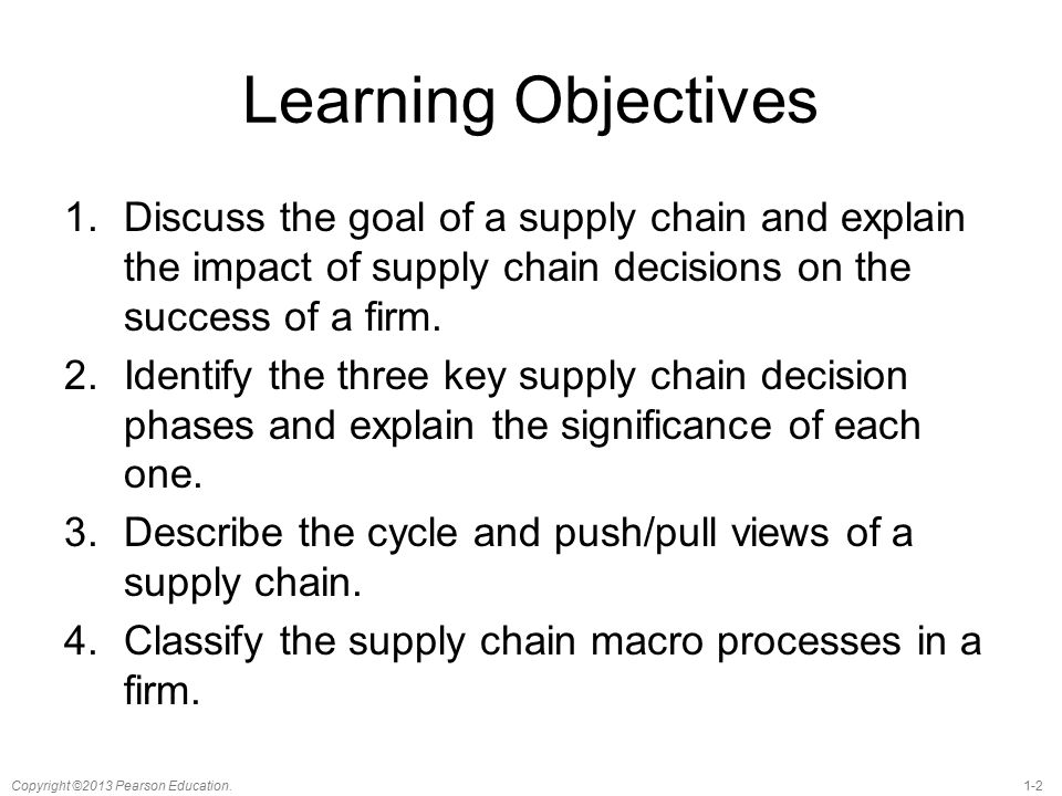 understanding the customer and supply chain Join eddie davila for an in-depth discussion in this video, understanding parts of a supply chain, part of supply chain foundations.