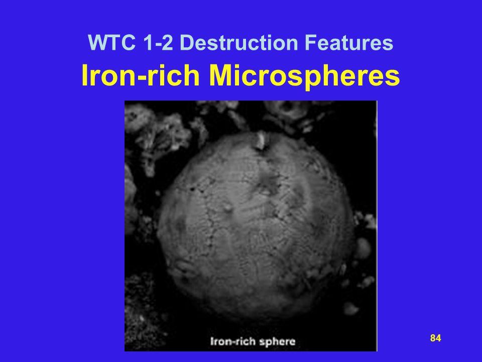 Iron-rich Microspheres