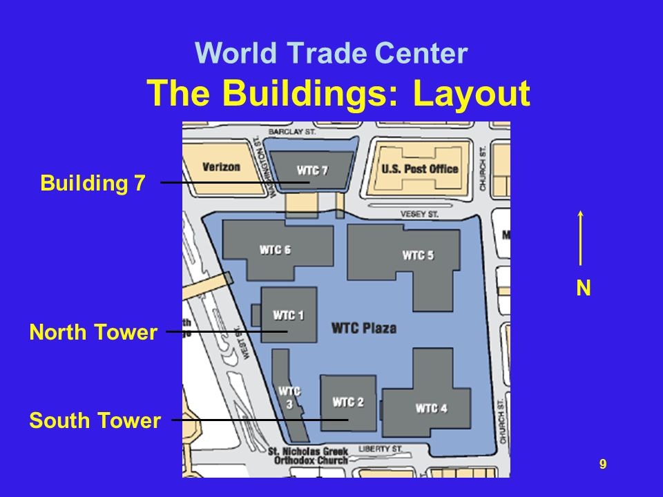 Destruction Of The Twin Towers Ppt Download
