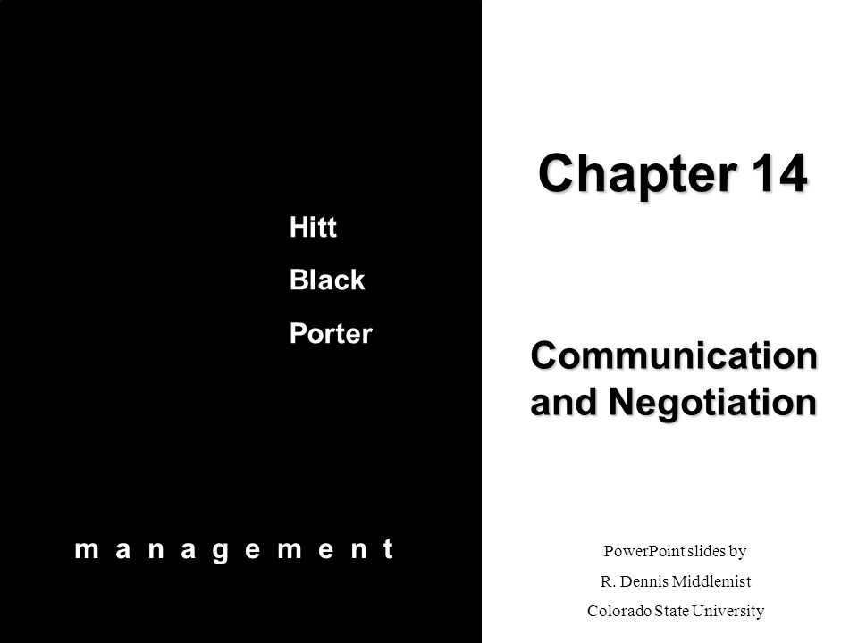 hitt black and porter This text connects theory with practice, incorporating the latest research findings to make management relevant and exciting to aspiring managers.