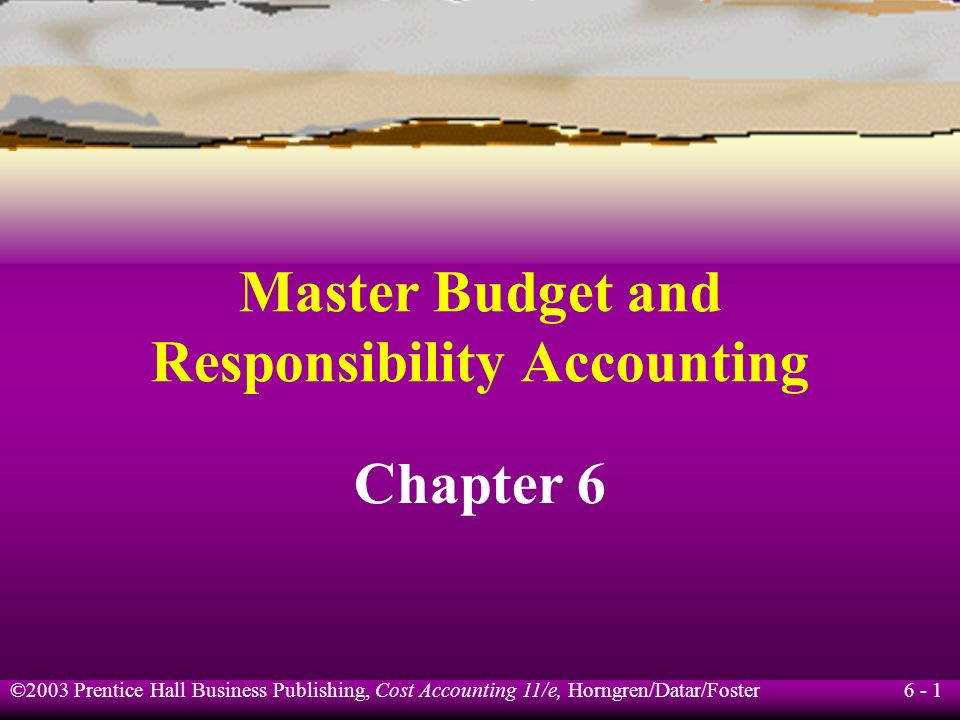 case 18 48 budgeting and responsibility accounting 1151 performance evaluation and the balanced scorecard 24 o ur lives need balance even while we are students and our main focus is on our studies, we still need balance working accounting problems keeps our minds sharp, but we also need to take care of our physical well-being by eating properly, exercising, and getting enough sleep.