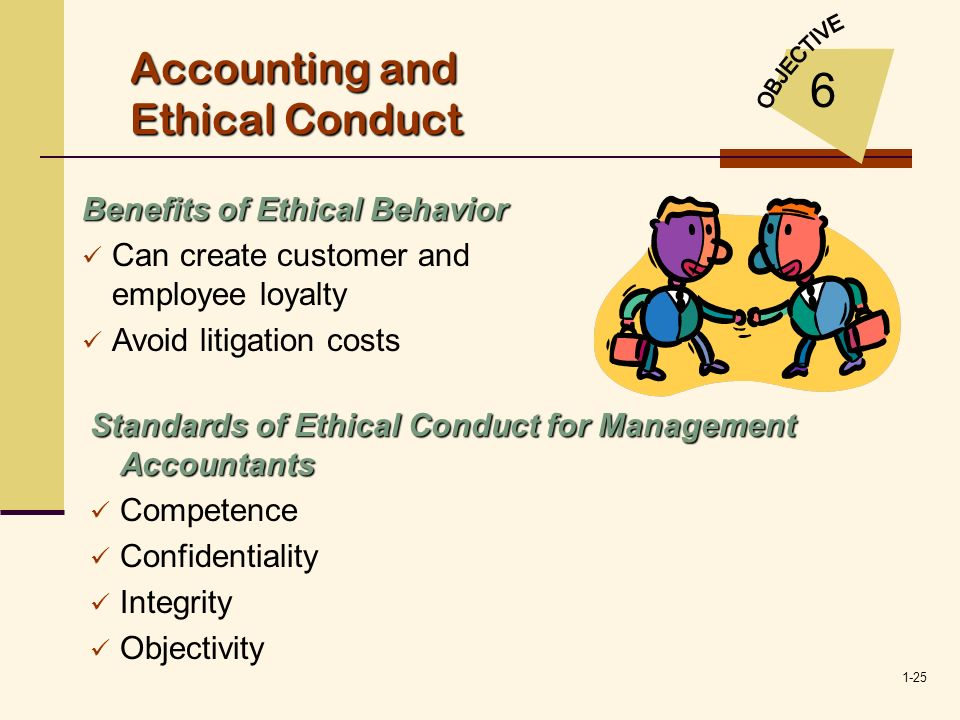 Accounting and Ethical Conduct