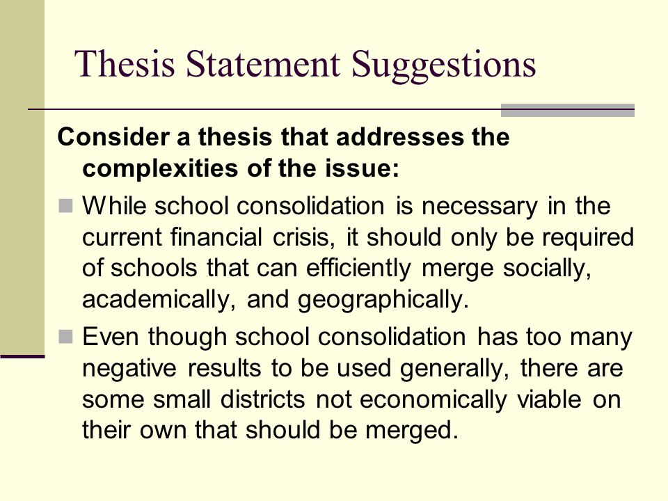 well written thesis statement How to write a well-structured essay writing is an essential scholarly  an introductory paragraph with an explicit thesis statement.