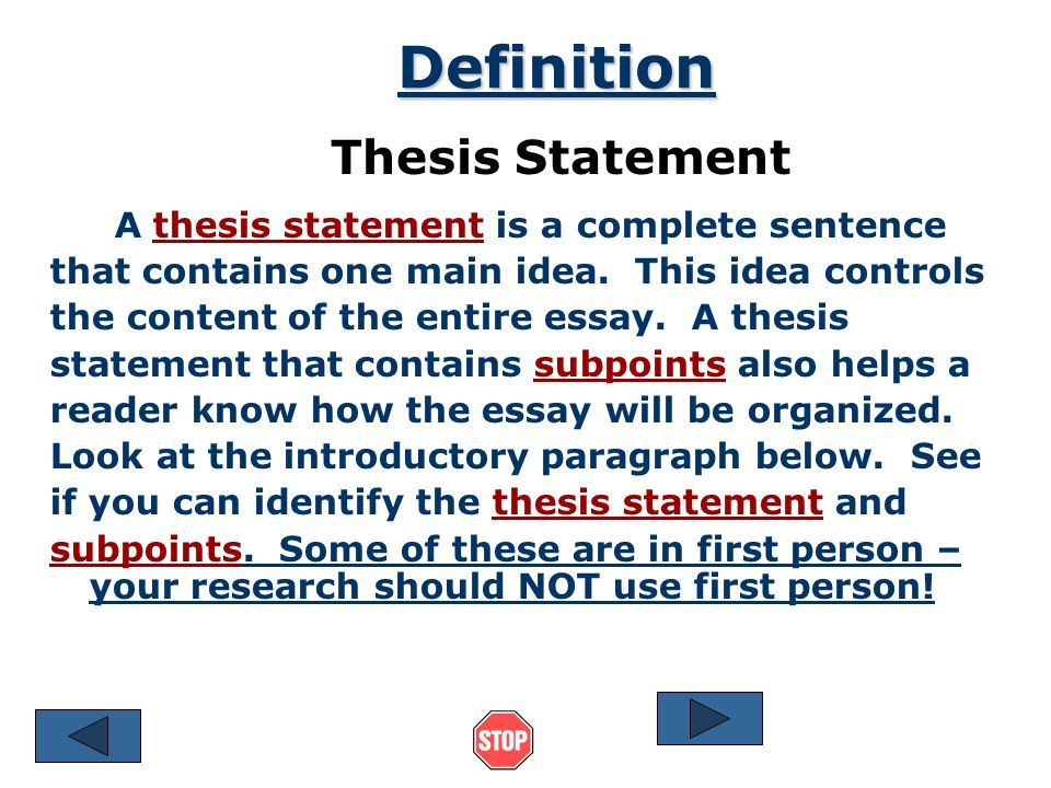 mla can a thesis be two sentences Your thesis can be a few sentences long these formulas share two characteristics all thesis statements making an argument-- every thesis deserves its day.