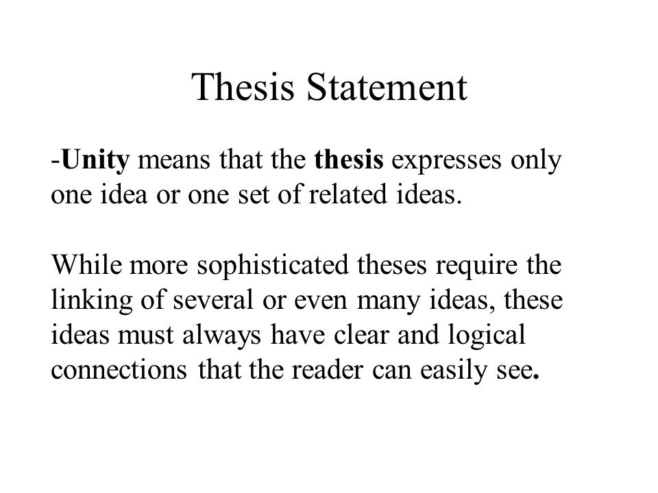 thesis statement set up Thesis statements, outlines, and five-paragraph up with a fairly good thesis statement off the top of your reader's attention and then set up the body.