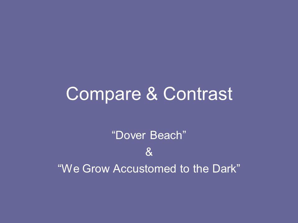 dover beach theme