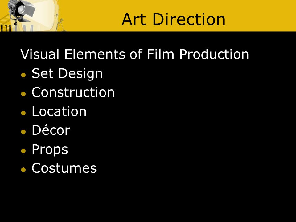 Elements Of Design Direction : Elements of design direction how to use the and