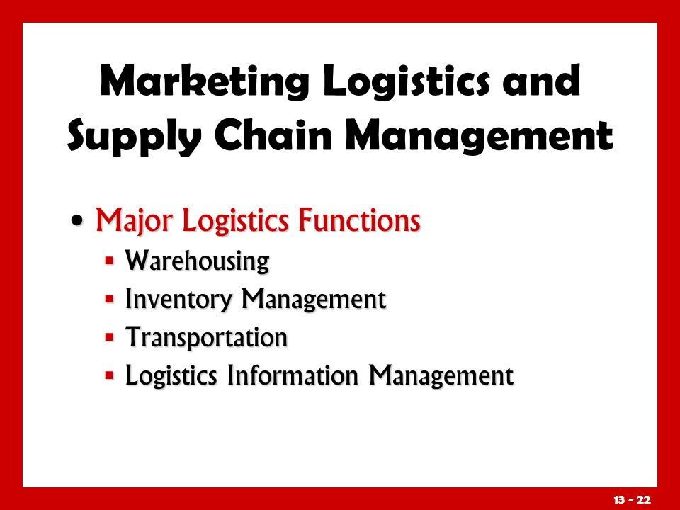 functions of supply chain management pdf