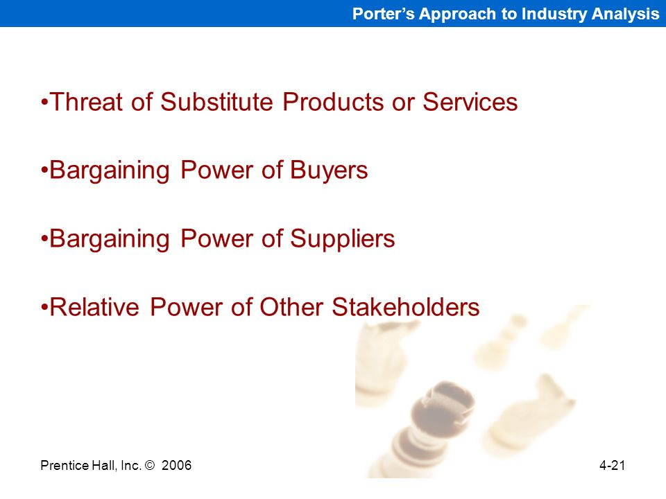 bargaining power of suppliers food industry Porter's five forces model on retail industry precis  the bargaining power of suppliers is also described as the market of inputs  food retail industry food .