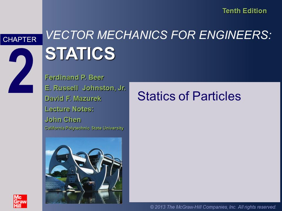 Statics of particles ppt video online download fandeluxe Image collections