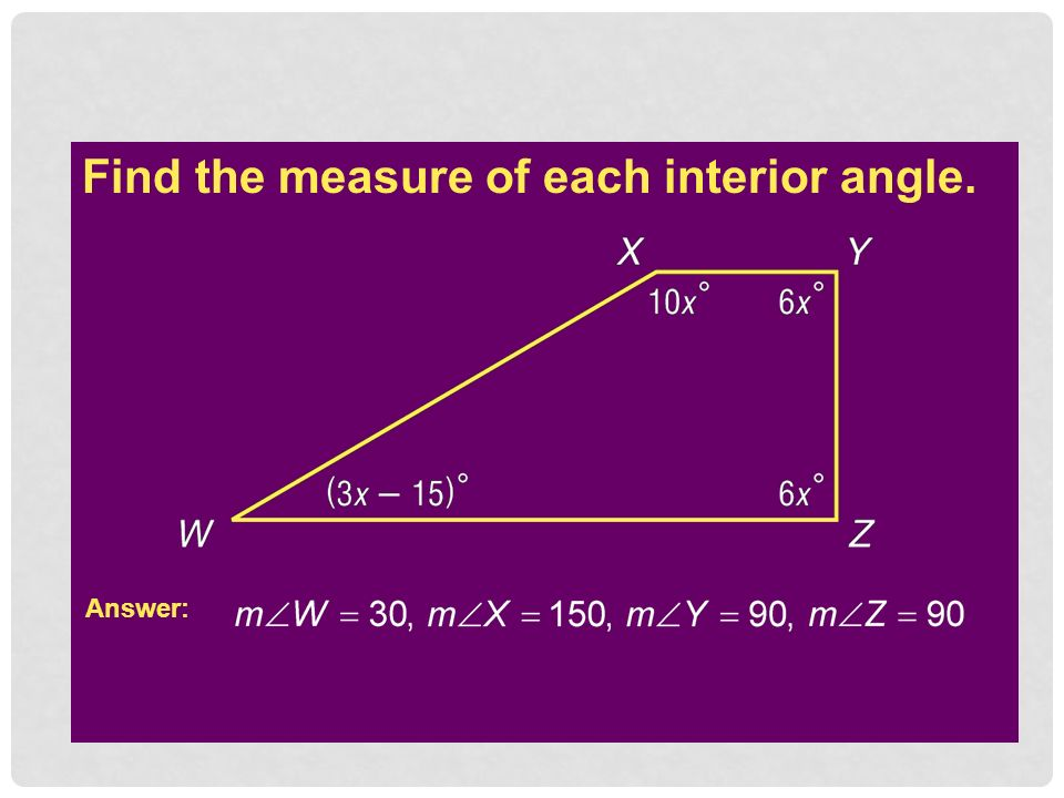 Unit 4 Polygons Ppt Video Online Download